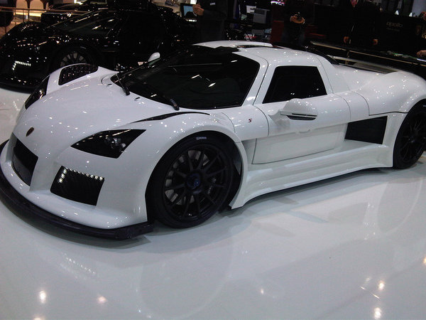 2010 Gumpert Apollo Sport Review Top Speed