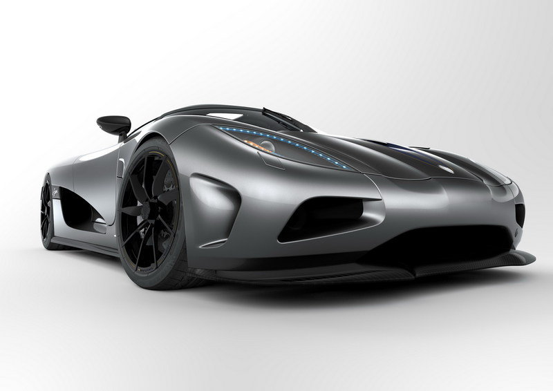 Koenigsegg Prepares New Entry-Level Model