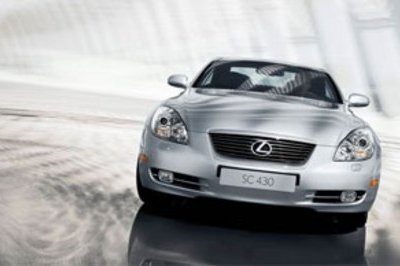 2010 Lexus SC430 Platinum Edition