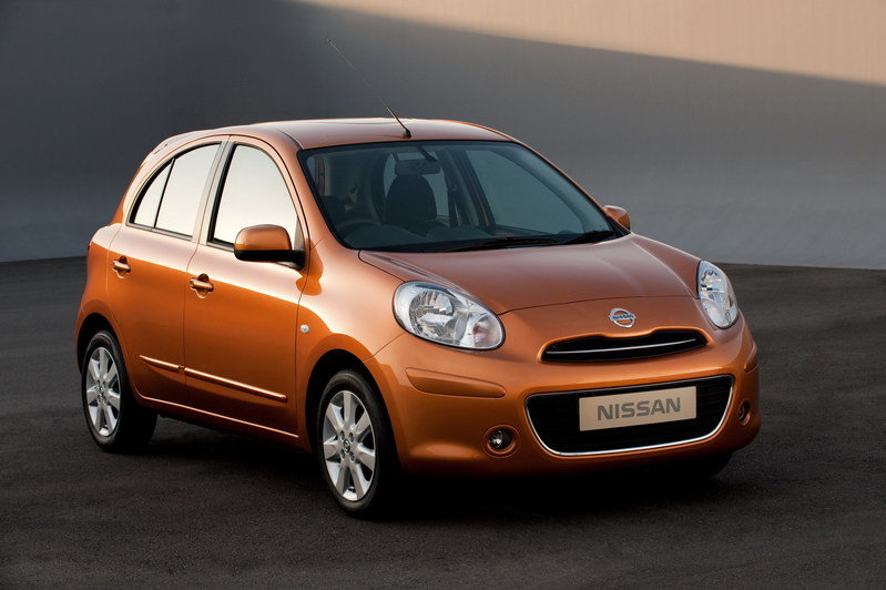 2010 Nissan Micra High Resolution Exterior - image 351029