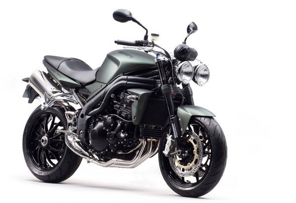 2010 triumph speed triple se unveils new logo picture