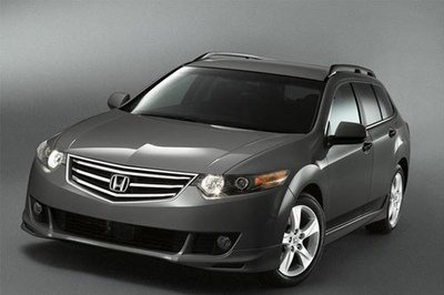 2011 Acura TSX Sport Wagon to be unveiled at the New York International Auto Show