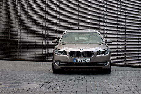 All versions of the new BMW 5 Series Touring fully comply with the EU5