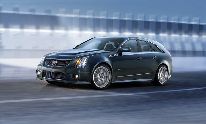 2011 Cadillac CTS-V Sport Wagon High Resolution Exterior Wallpaper quality - image 355164