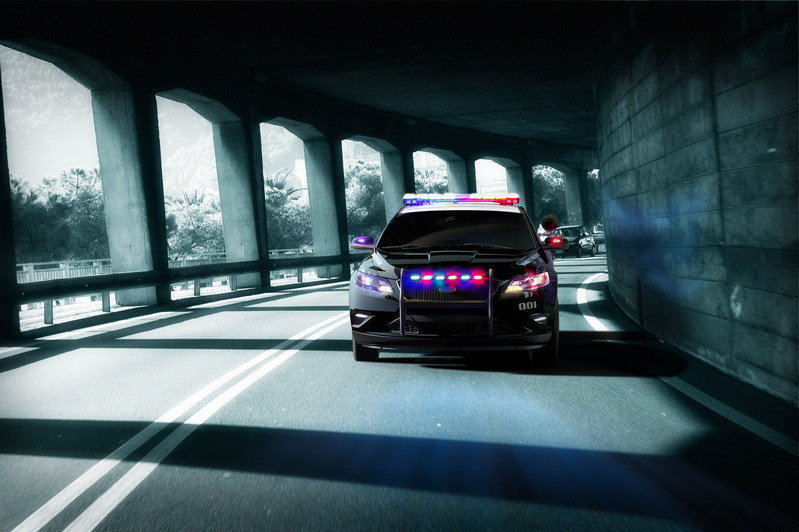 2011 Ford Police Interceptor Concept High Resolution Exterior - image 352758