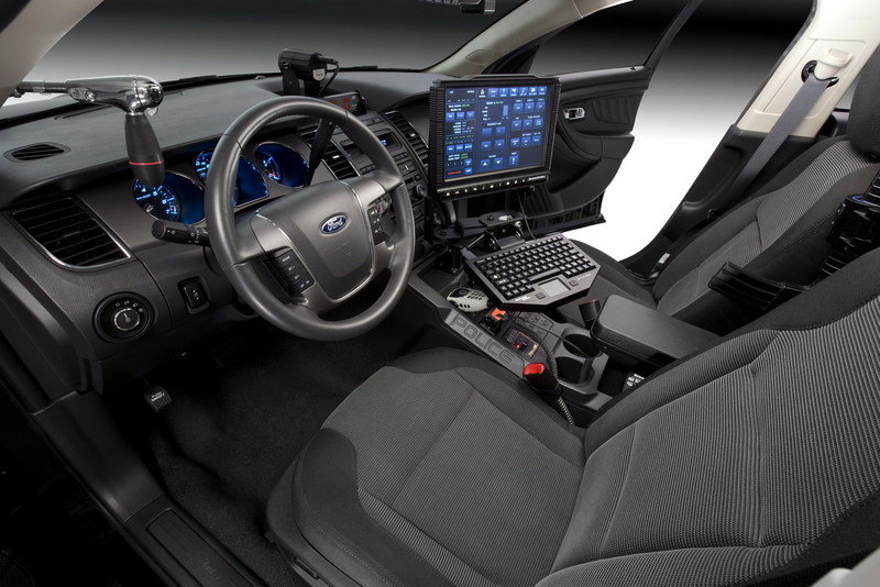 2011 Ford Police Interceptor Concept High Resolution Interior - image 352759