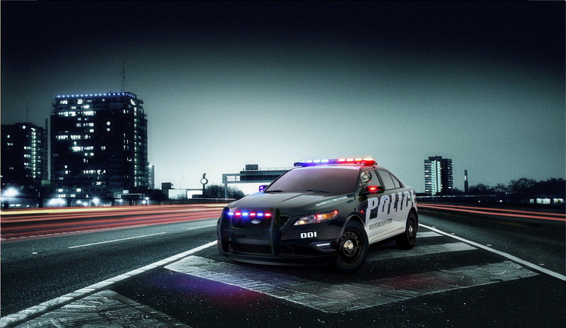 2011 Ford Police Interceptor Concept