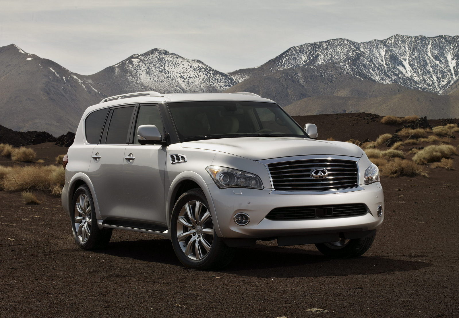 2011 Infiniti Qx56 Review Top Speed