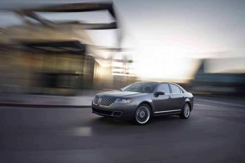 2011 Lincoln MKZ Hybrid High Resolution Exterior Wallpaper quality - image 355601
