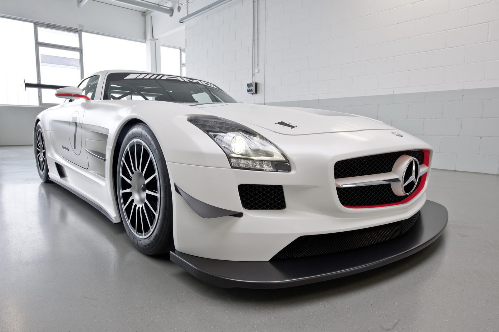 2011 mercedes sls amg gt3 picture 355745 car review. Black Bedroom Furniture Sets. Home Design Ideas