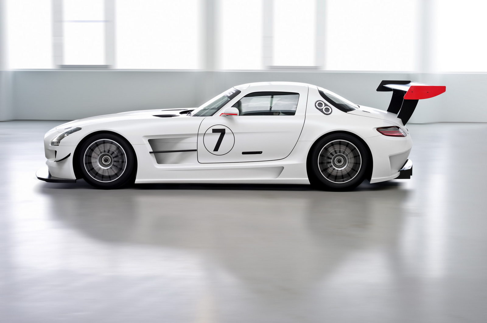 2011 mercedes sls amg gt3 picture 355748 car review for Mercedes benz gt3