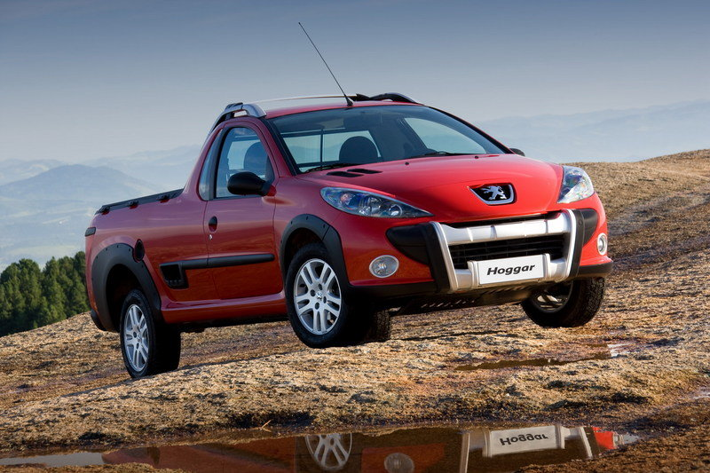 2011 Peugeot Hoggar High Resolution Exterior Wallpaper quality - image 353456