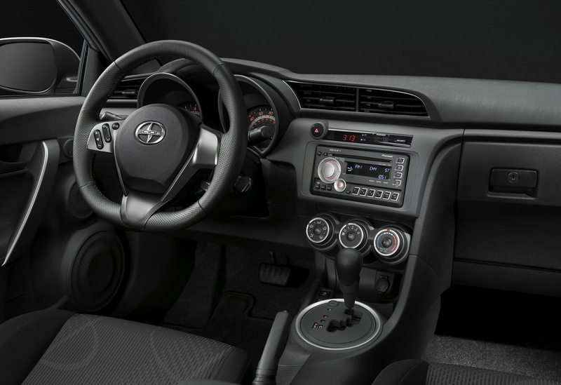 2011 Scion tC High Resolution Interior - image 355867