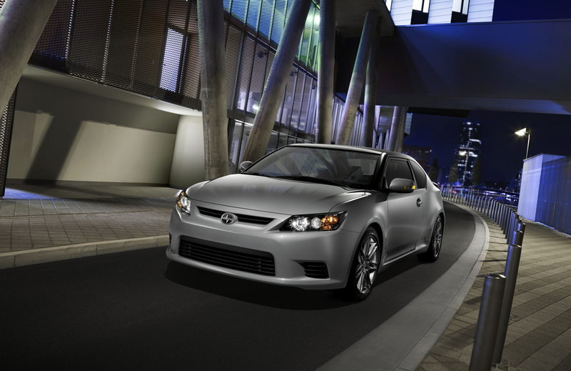 2011 Scion tC High Resolution Exterior Wallpaper quality - image 355873