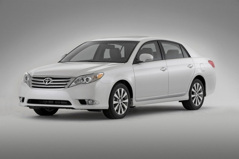 2011 Toyota Avalon prices announced