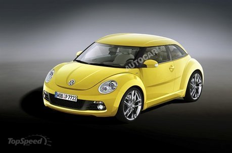 2012 volkswagen beetle - new details revealed picture