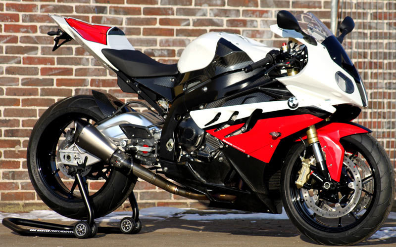 210bhp BMW S1000RR by Van Harten Performance