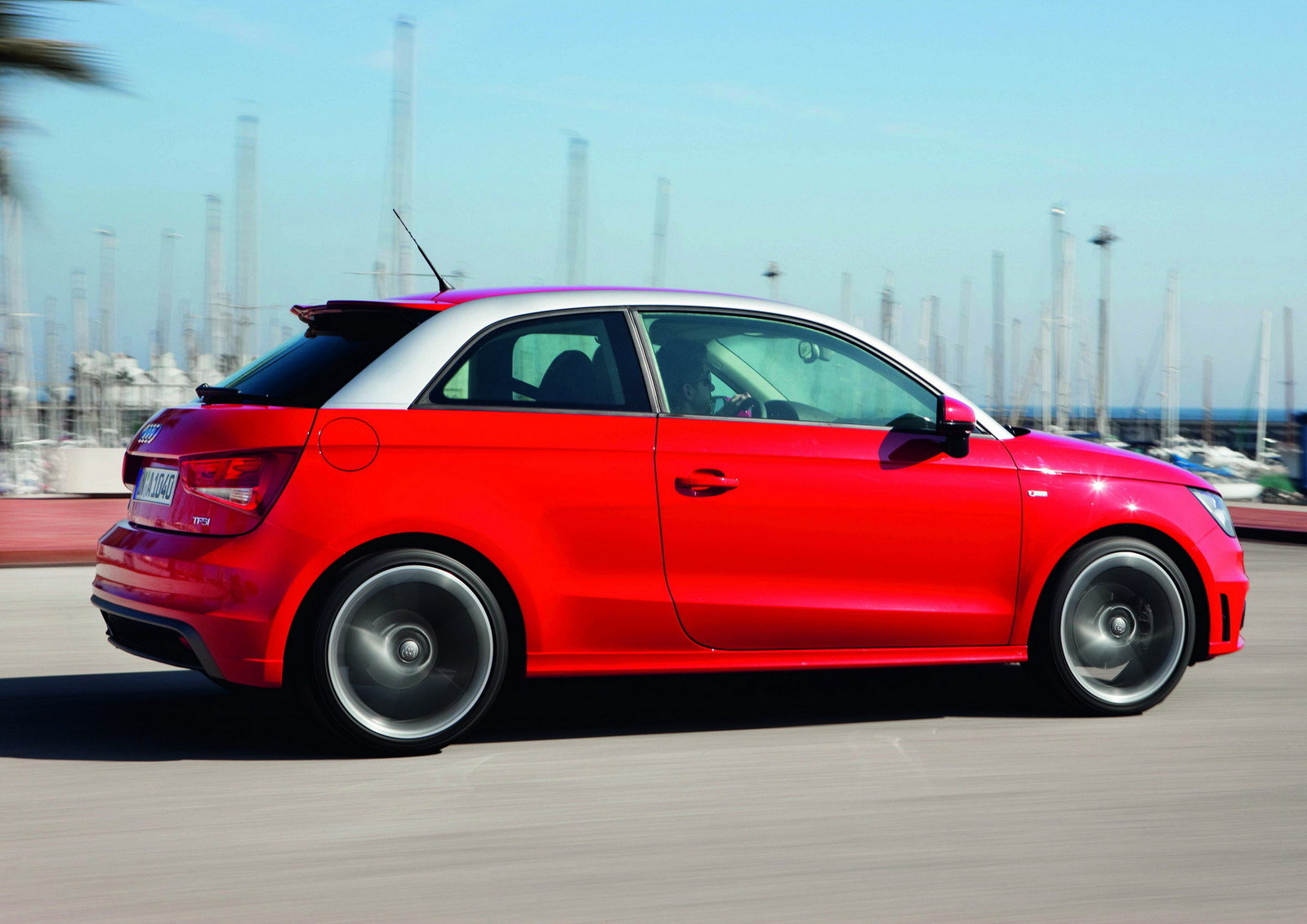 2011 audi a1 s line picture 351500 car review top speed. Black Bedroom Furniture Sets. Home Design Ideas