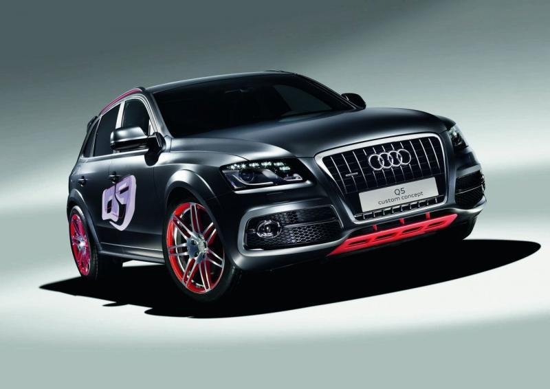Audi prepares SQ5 and RSQ5