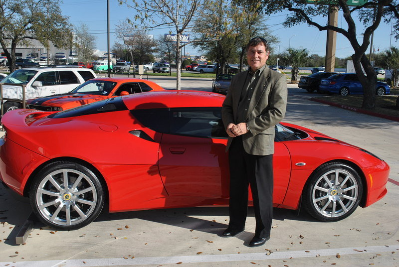 Austin, TX Sees the First Evora Delivered in North America