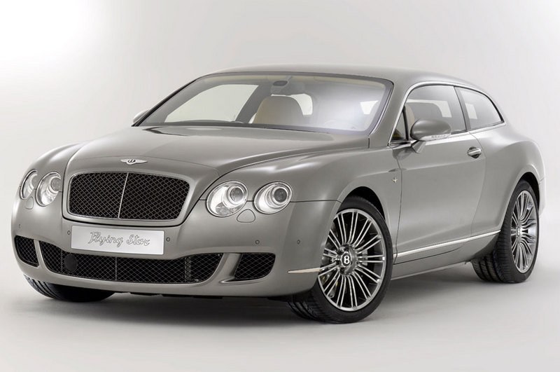2010 Bentley Continental Flying Star by Touring