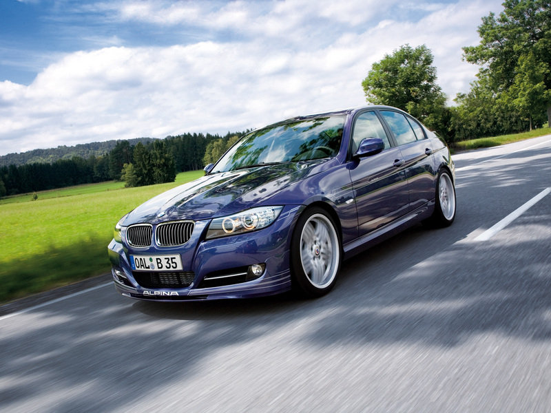 2010 BMW Alpina B3 S Biturbo