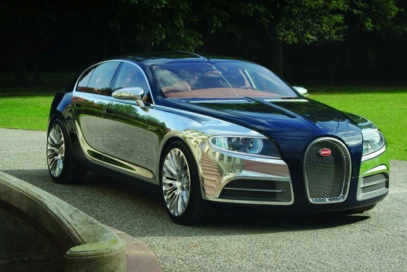 Bugatti 16 C Galibier goes into production in 2013