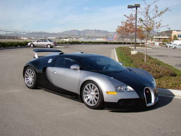 bugatti veyron being sold on ebay for less than 1 million. Black Bedroom Furniture Sets. Home Design Ideas