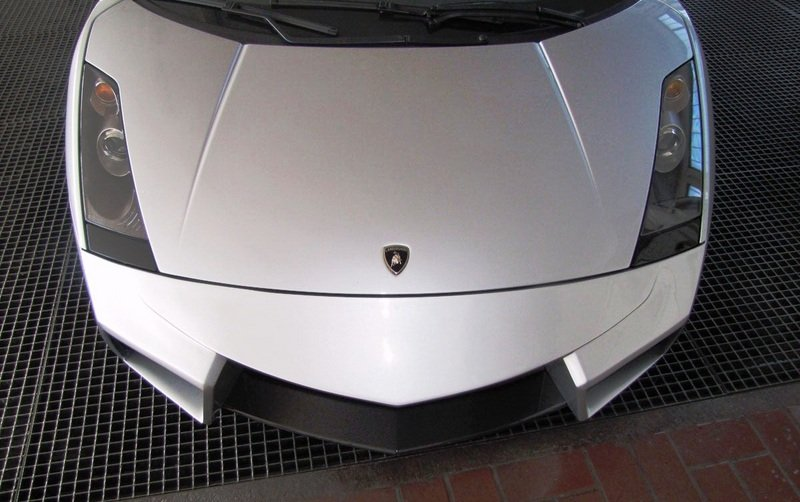 CDC International offering 'Reventon' body kit for Lamborghini Gallardo
