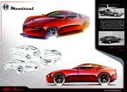 Design student renders concept of Alfa Romeo Montreal - image 352960
