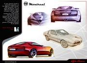 Design student renders concept of Alfa Romeo Montreal - image 352959