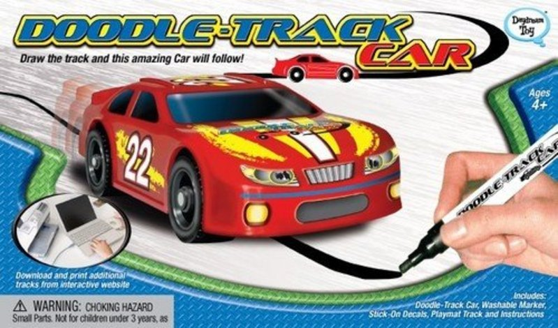 Doodle Track Cars Let You Draw Your Own Racetrack Picture Top Speed
