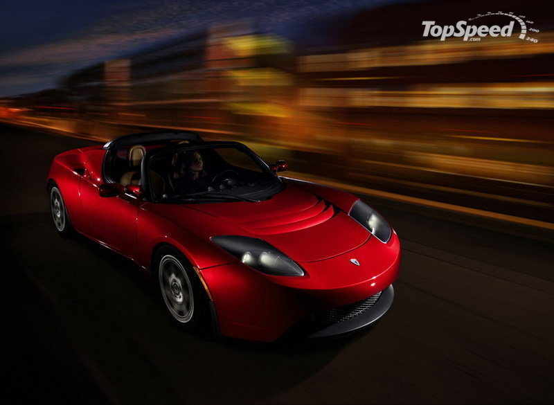 Tesla to extend sales of Roadster into 2012