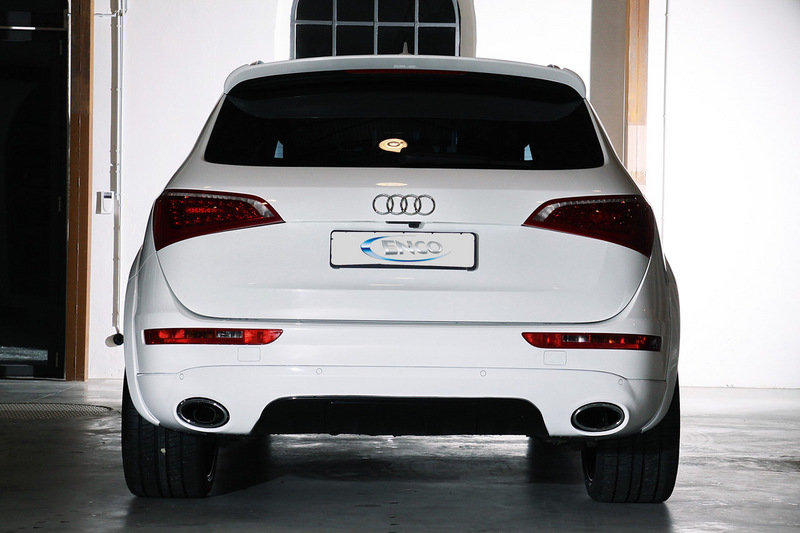 ENCO Exclusive Audi Q5 wallpaper