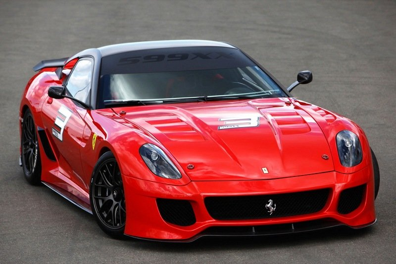 Ferrari 599 GTO Specifications Revealed