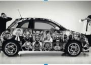 Fiat partners with 'Hype Means Nothing' for special edition Fiat 500 - image 355271