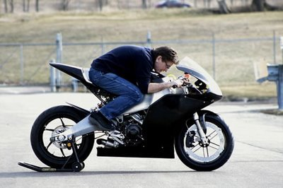 First Look: Erik Buell Racing 1190RR