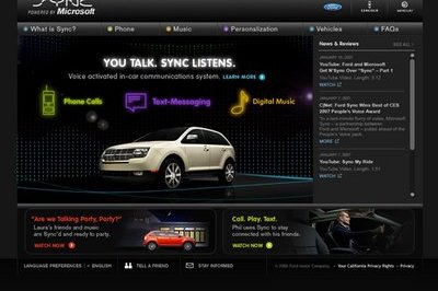 Ford Adds Safety Features To The Second Generation of SYNC