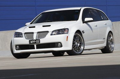 Holden SS-V Sportwagon by Walkinshaw Performance