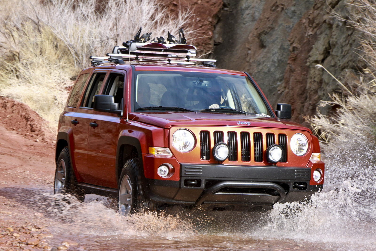 2011 jeep patriot extreme review - top speed