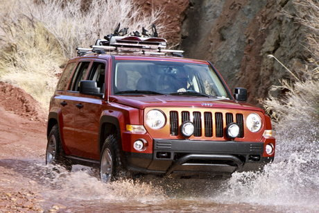 The New Jeep Patriot - A Solid Performer