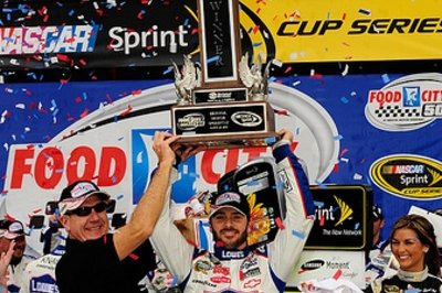 Jimmie Johnson claims 5oth career victory at Bristol Motor Speedway