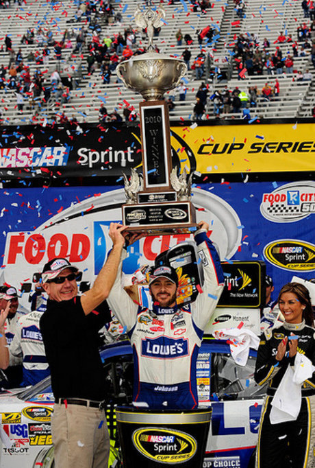 jimmie johnson foto. jimmie johnson claims 5oth