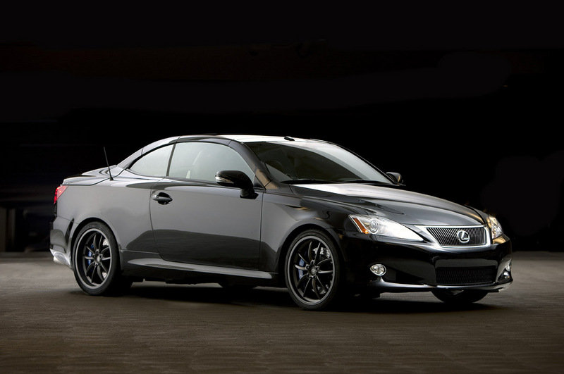 2010 Lexus IS 350C F-Sport Special Edition High Resolution Exterior - image 352210