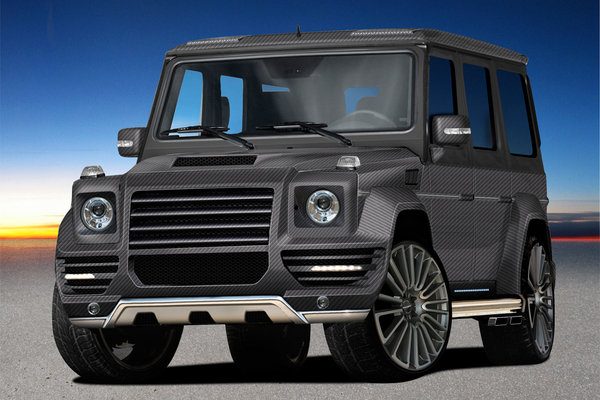 mansory g-couture picture