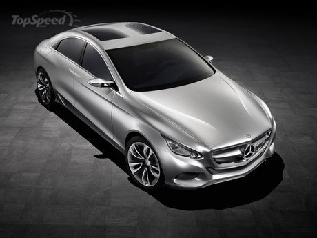 mercedes prepares new four-door amg sedan