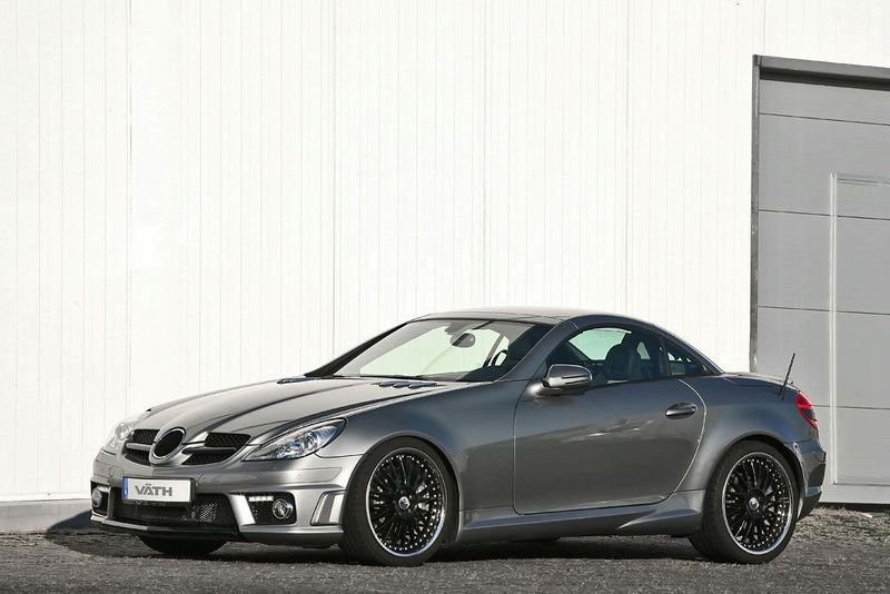Mercedes SLK 55 AMG by VATH