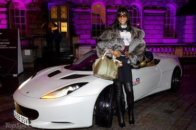 Naomi Campbell involved in Escalade altercation with her driver
