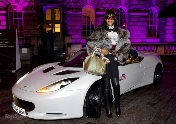 naomi campbell involved in escalade altercation with her driver picture