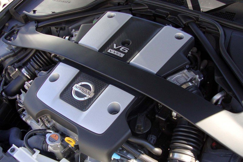 2010 Nissan 370Z High Resolution Drivetrain - image 353336